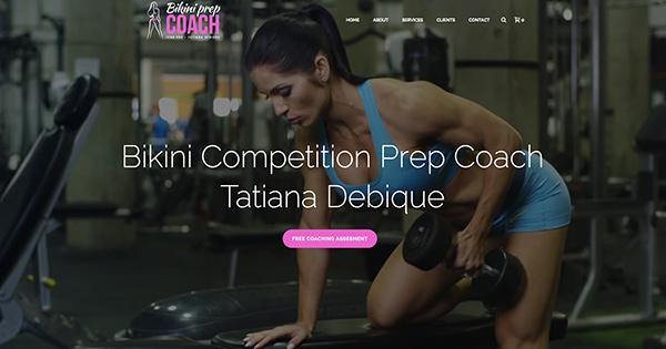 Bikini Prep Coach Tampa | Bikini Competition Coach | Bikini Posing Coach